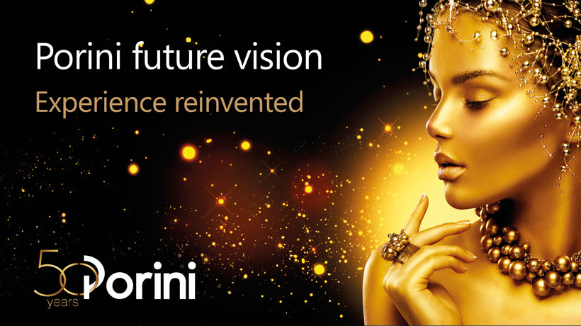Porini Vision Keynote and Gold Celebration
