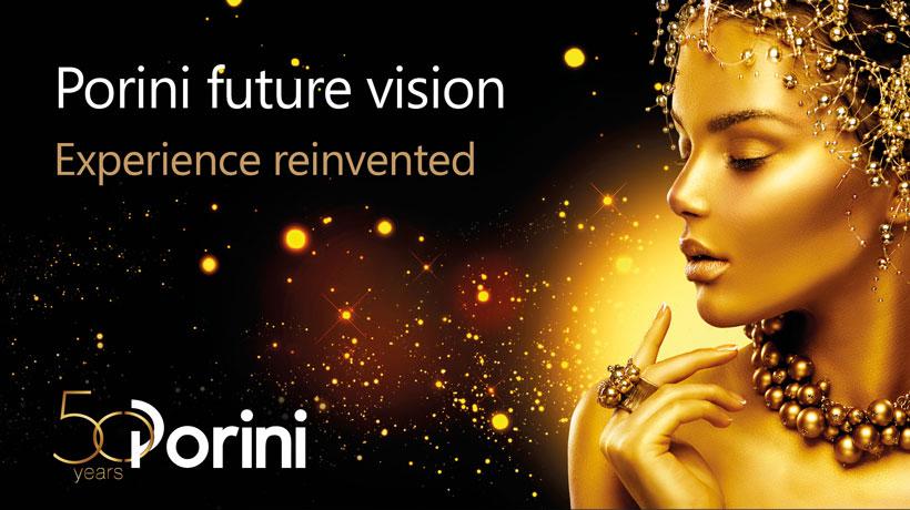 Porini Vision Keynote and Gold Celebration
