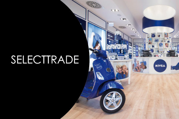 SelecTTrade, renowned company from Varese, chose Microsoft Dynamics NAV 2013 and Porini 365 POS for the launch of a new chain of store​s Nivea branded.