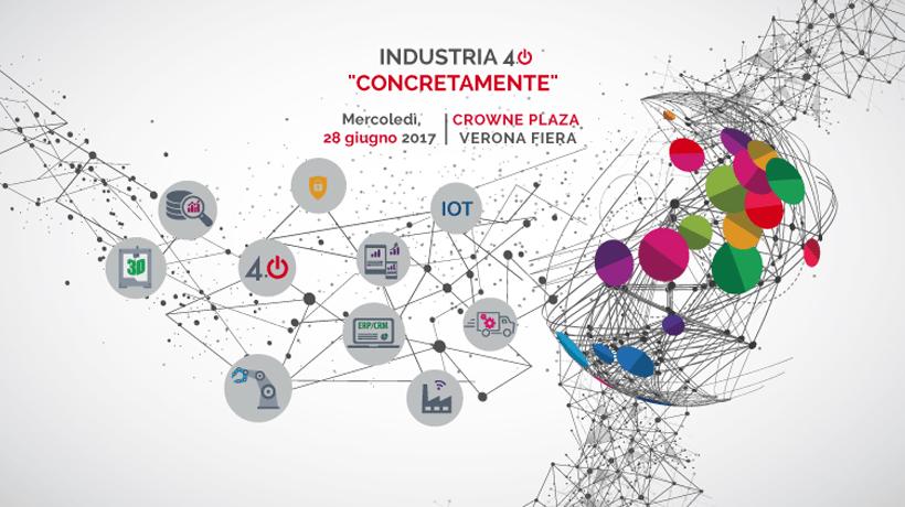 Industria 4.0 Concretamente