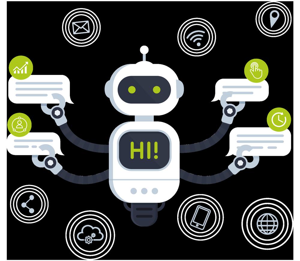 Analytics – Chat bot