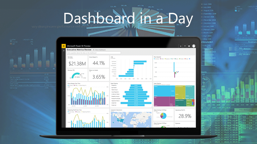 April 19th, 2018 - Microsoft House, Viale Pasubio 21, Milan. Discover with Porini what you can do with Power BI Desktop and Power BI services.