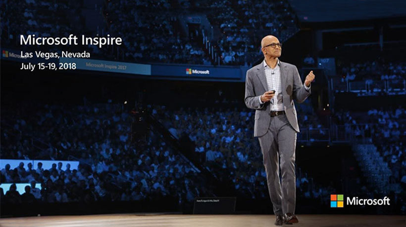 Porini at Microsoft Inspire 2018