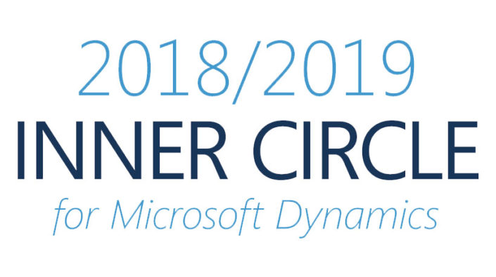 PORINI has achieved the prestigious 2018/2019 Inner Circle for Microsoft Dynamics. This is the second times that PORINI has achieved this status.