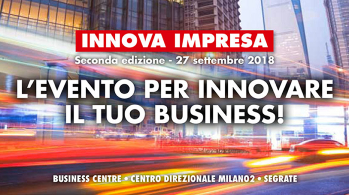 Join us at Innova Impresa. Participate in Porini experts sessions to understand how AI, IoT and Big Data can help you in the growth of your business.