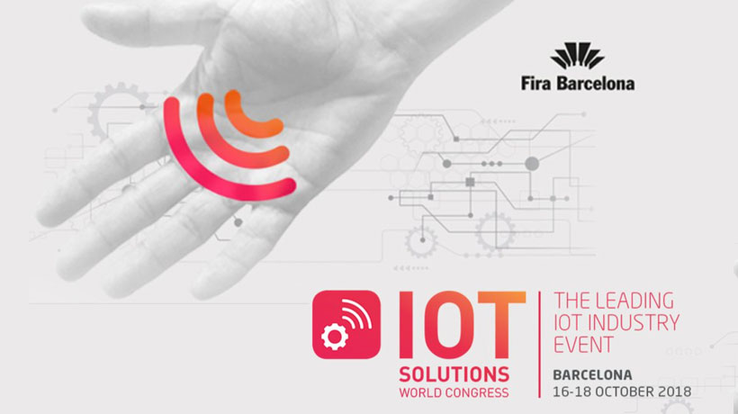 Porini attend the IoT Solutions World Congress, the event organized by Fira de Barcelona in partnership with the Industrial Internet Consortium.