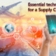 Big Data, Internet of Things, Predictive Analysis, Artificial Intelligence, Machine Learning and Blockchain: the leading technologies for Supply Chain 4.0.