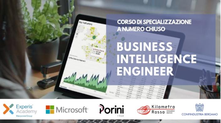 Business Intelligence Engineer Porini - Experis