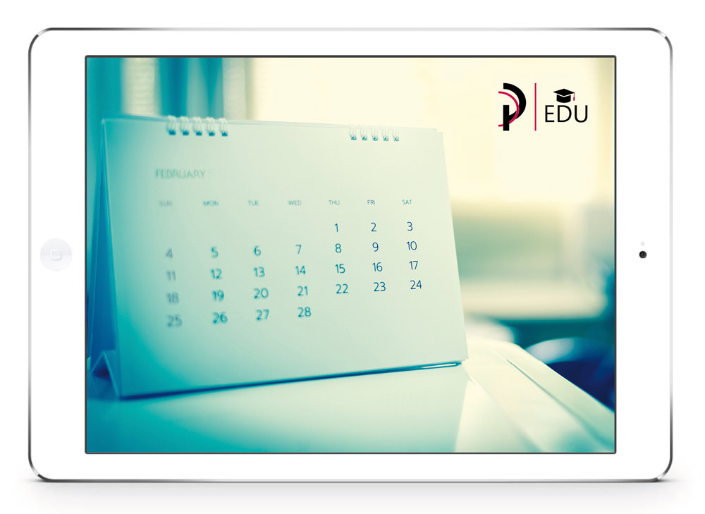 Porini Education Calendar