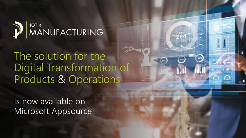 IOT 4 Manufacturing