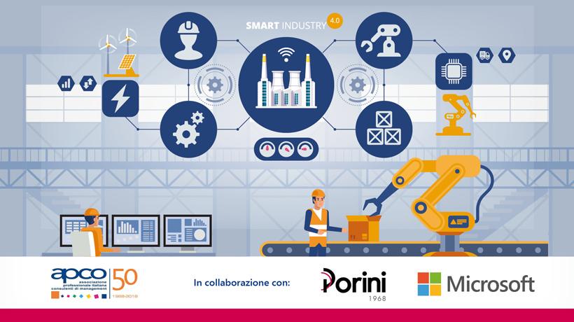 APCO con Porini e Microsoft