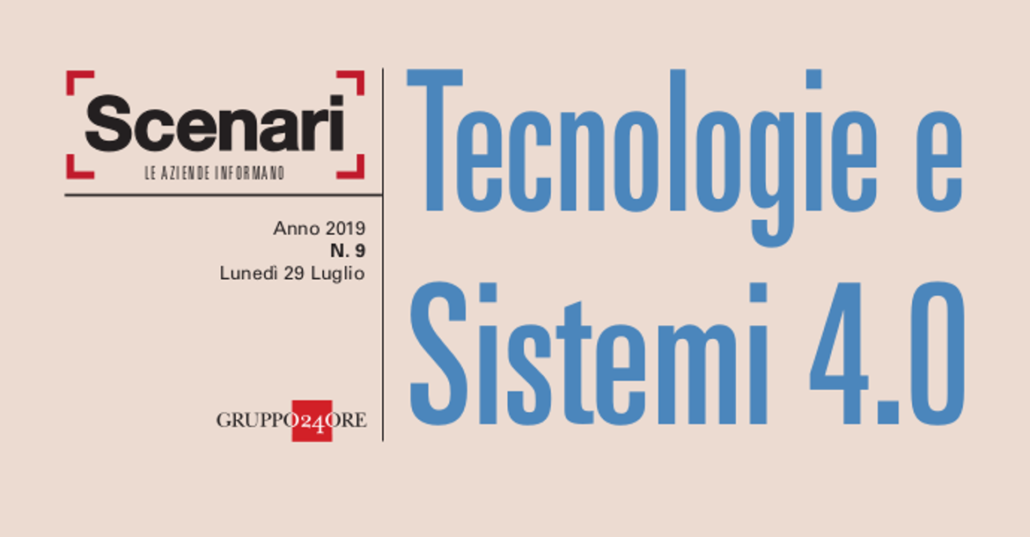 Tecnologie e Sistemi 4.0