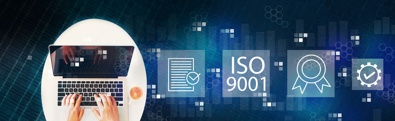 Porini Certification ISO9001:2015