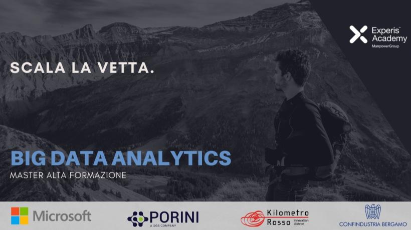Big Data Analytics Master