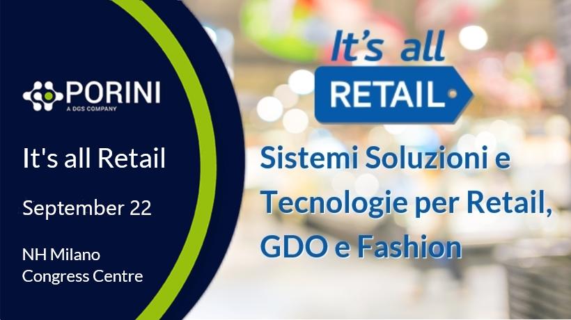 Porini It's all Retail
