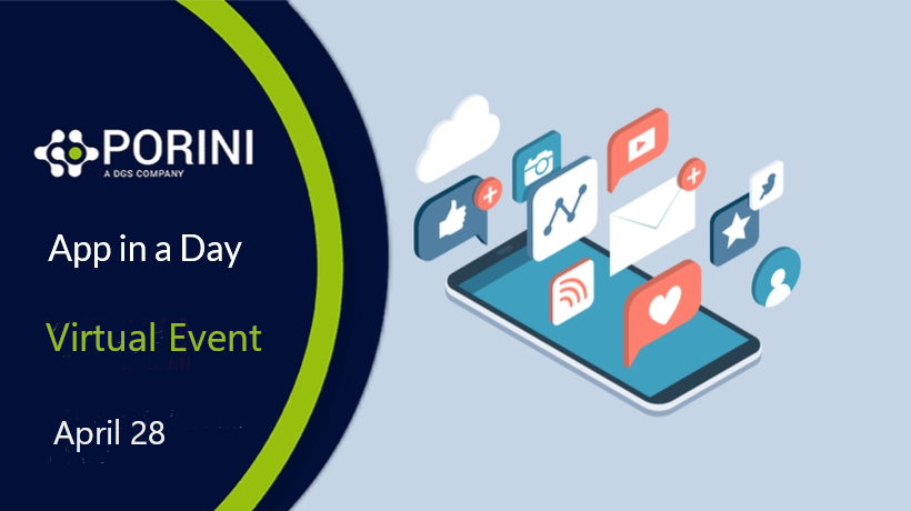 App in a day Virtual Event