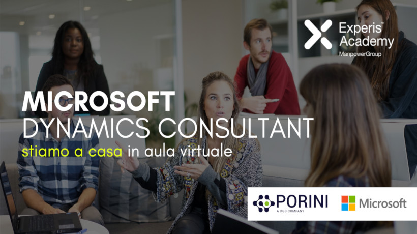 Microsoft Dynamics Consultant Course