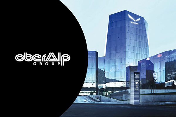 Oberalp has chosen Porini 365 CRM for Customer Data Management