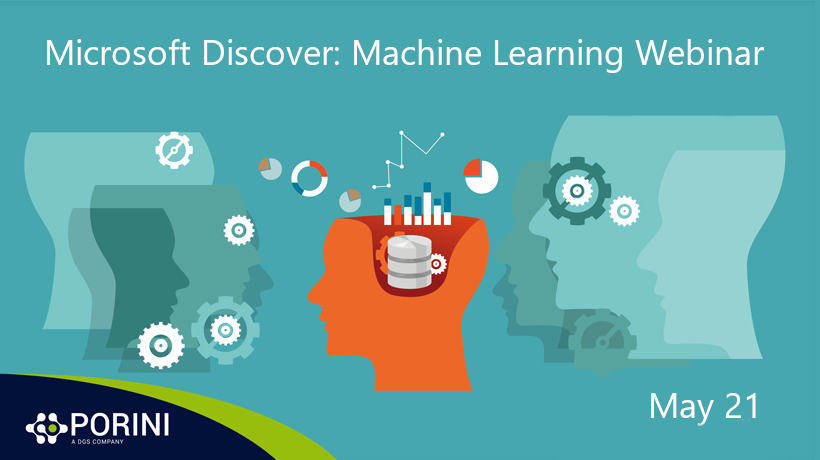 Microsoft Discover: Machine Learning Webinar