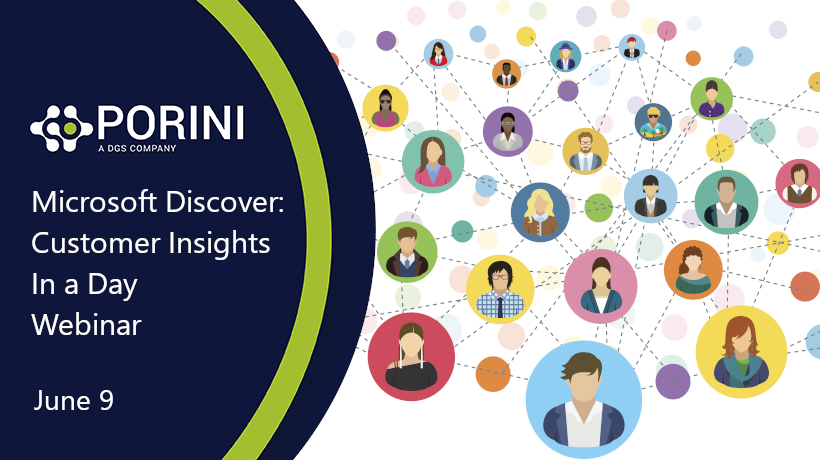 Microsoft Discover: Customer Insights in a Day Webinar