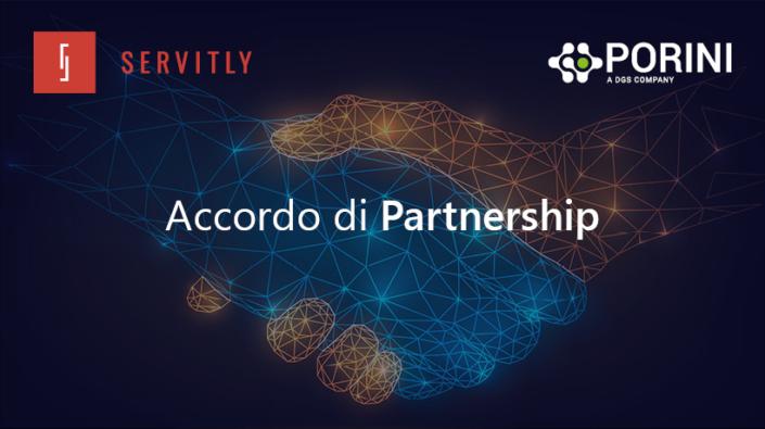 Partnership Porini Servitly
