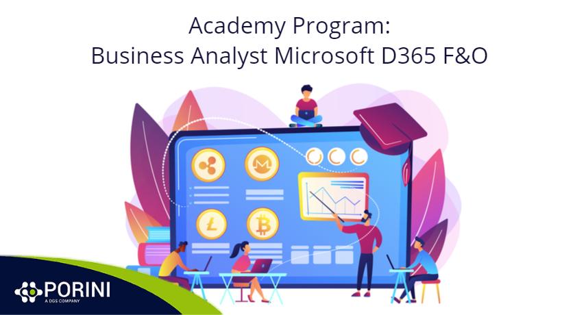 Academy program: Business Analyst Microsoft D365 F&O