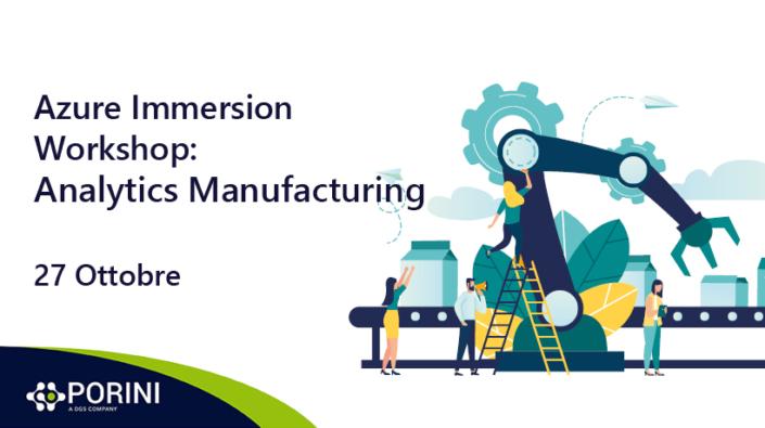 Azure Immersion Workshop Analytics Manufacturing