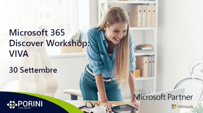 Microsoft 365 Discover Workshop VIVA